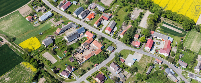 Geomarketing Services: Geomarketing rund ums Grundstück